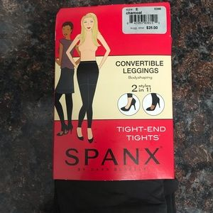 Brand new spanx leggings / tights